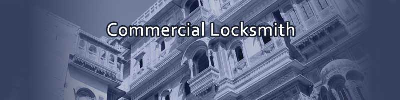 commercial Fayetteville Locksmith